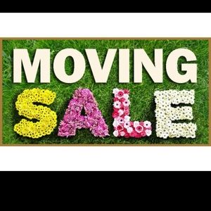 MOVING ON 10/1. Make me an offer & bundle to save!